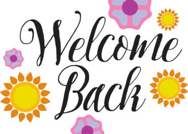 Welcome Back!  Church Re-Entry