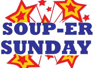 Soup-er Sunday!